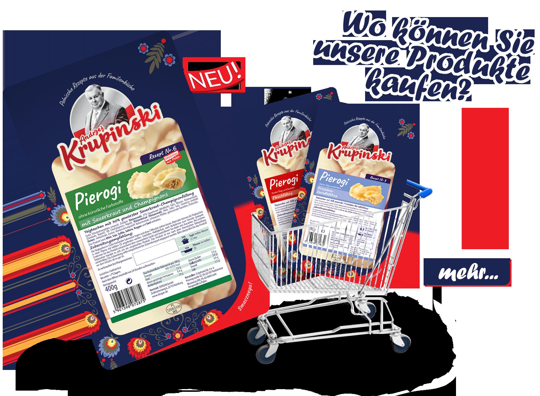 Piroggen - Krupinski